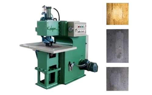 AUTOMATIC CORE VENEER PATCHING MACHINE (CHINA MAKE)