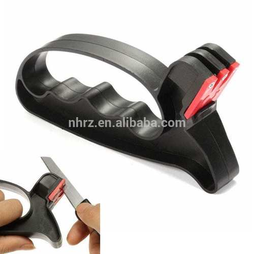 Iron Metal Type Sharpener Handheld Knife Sharpener