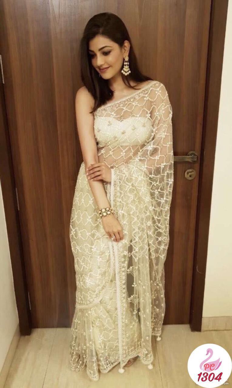 Ladies Designer Net Saree
