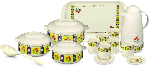 Brunch Family Set - Diana - 18 Pcs