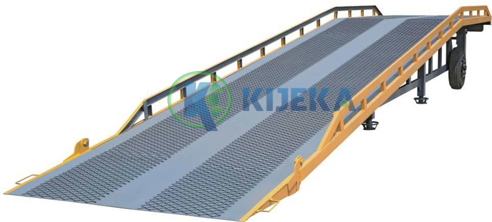 Dock Ramp(Portable Steel Yard Ramp)