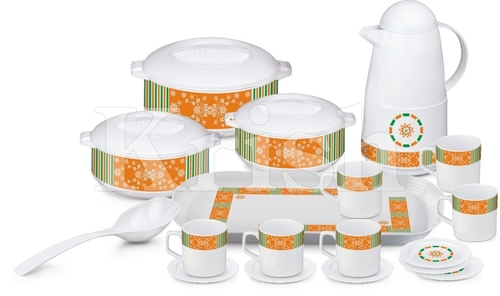 Brunch Family Set - Rendo - 18 Pcs
