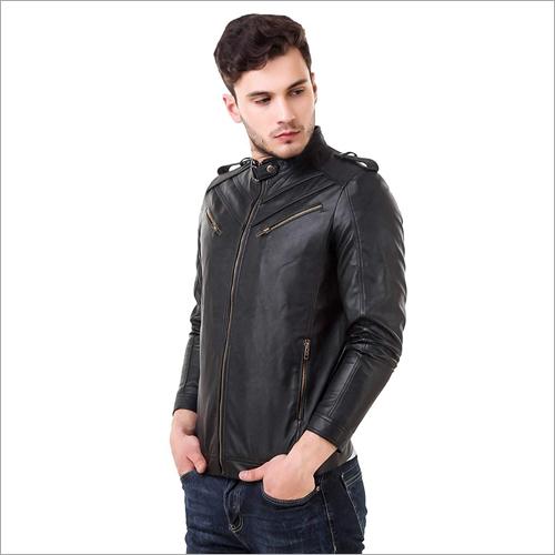 Mens Black Jacket