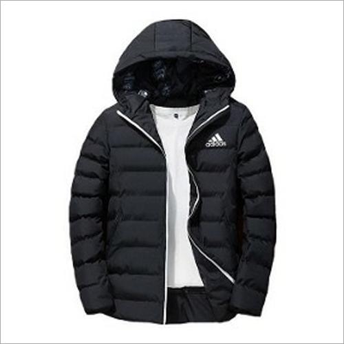 Mens Plain Puffer Jacket