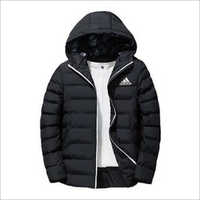 Mens Plain Puffer Jacket