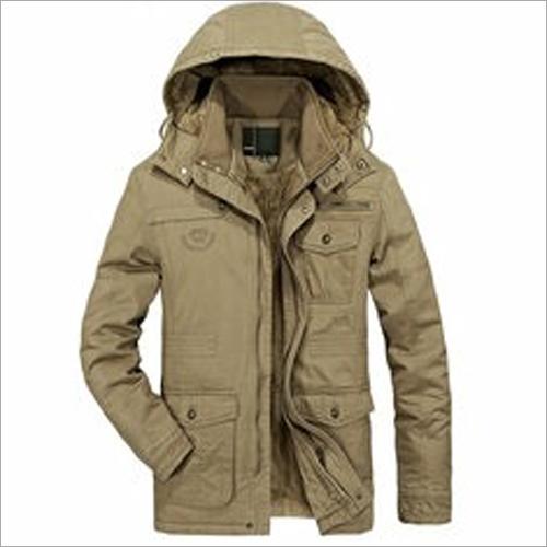 Mens Winter Warm Jacket