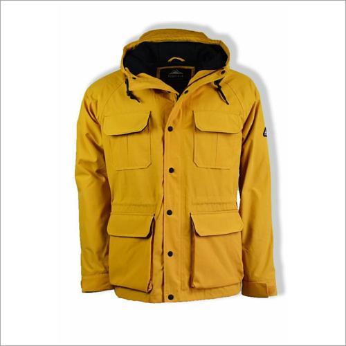 Mens Waterproof Winter Jacket