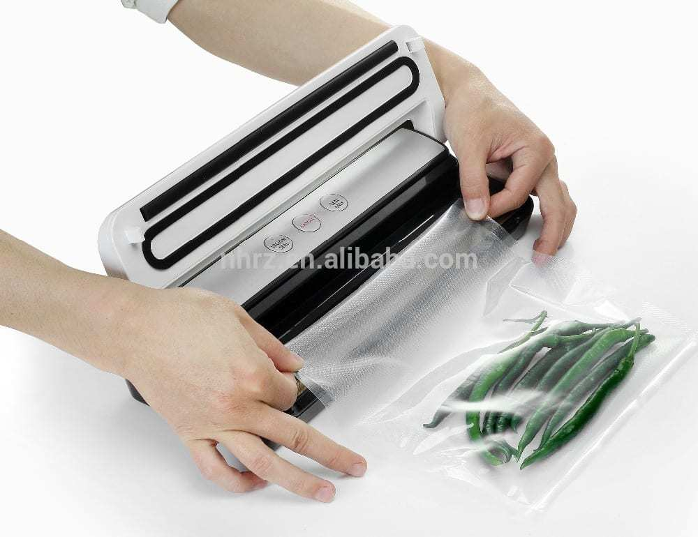 Automatic Vacuum Machine Household Vacuum Sealer Packing Machine