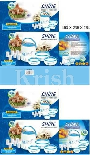 Family  Set- Shine - 10 Pcs