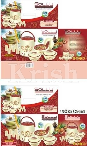 Family Set- Solly - 10 Pcs