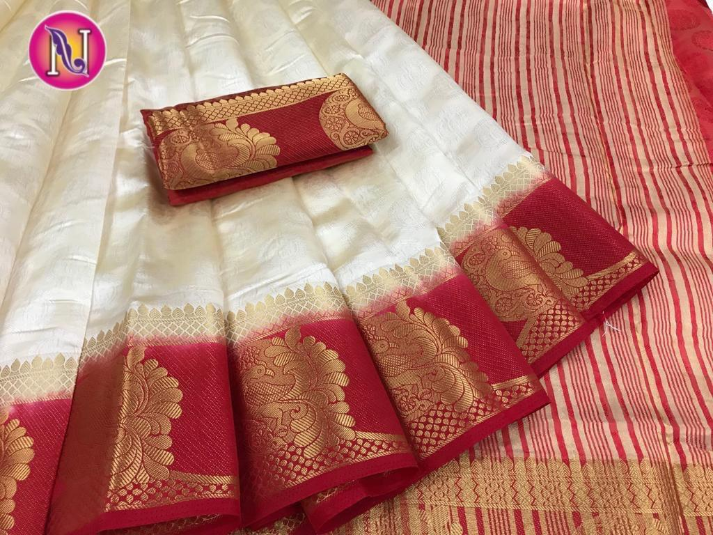 New Tussar Silk