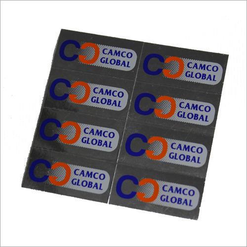 Foil Custom Sticker