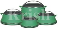 Pyramid Hot Pot / Casserole 3 & 4 Pcs Set