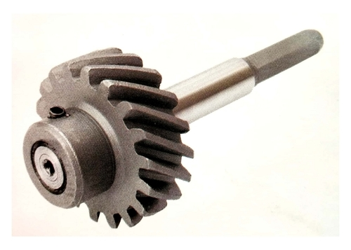 Oil Pump  Drive Gear With Shaft Ford 3610 (Hard) Black