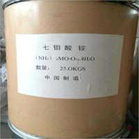 Ammonium Docsaoxoheptamolybdate Tetrahydrated Powder