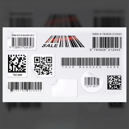 Variable Series Printable Labels