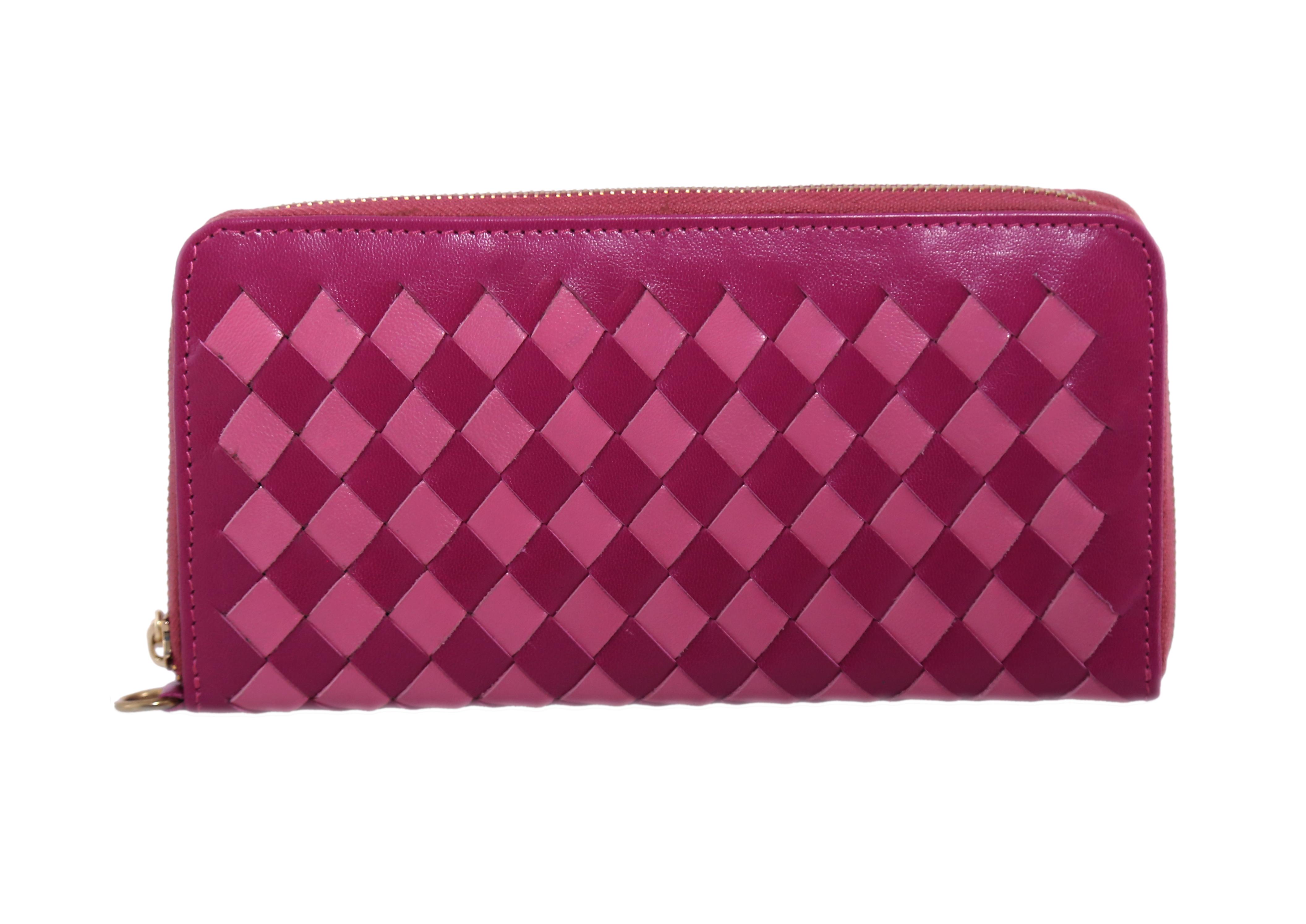 Ladies Zip Around Wallet
