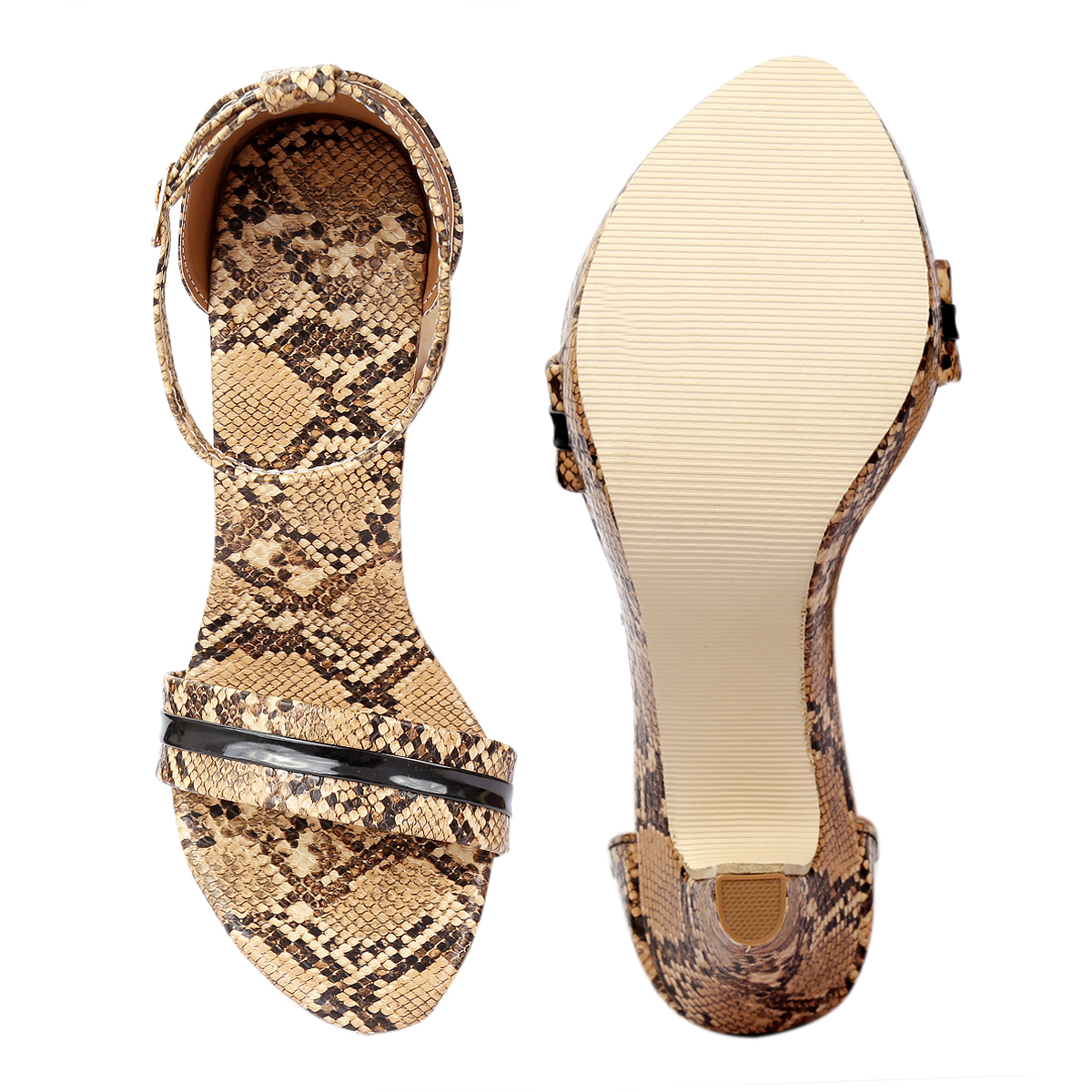 Comfortable Heels & Wedges for Women & Girls - 4 inches Heel