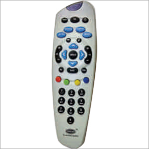 Rubber Keypad TV Remote Control
