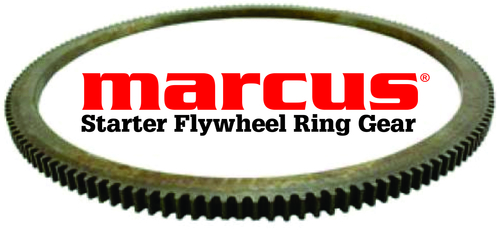 FLYWHEEL RING GEAR TRAX