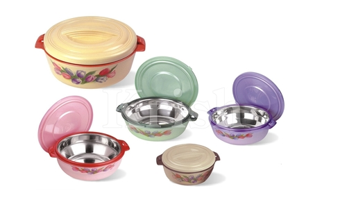 Hotmax Hot Pot / Casserole 3,4 & 5 Pcs Set
