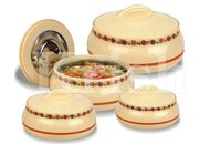 Oora Hot Pot / Casserole 3 & 4 pcs set