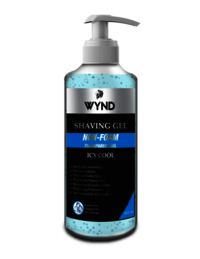 Icy Cool Shaving Gel