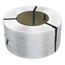 Semi automatic box strapping roll
