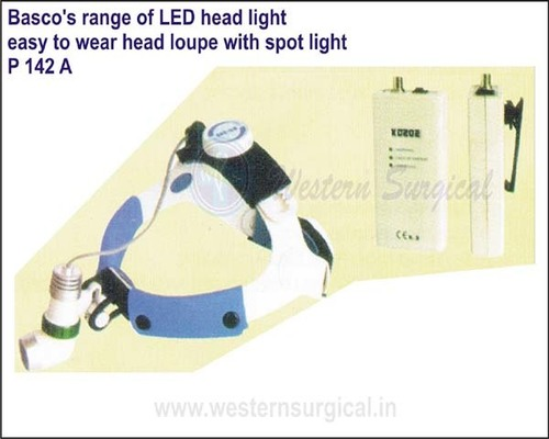 LED head light
