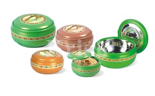 Sizzler Hot pot / Casserole 2,3, & 4 Pcs Set