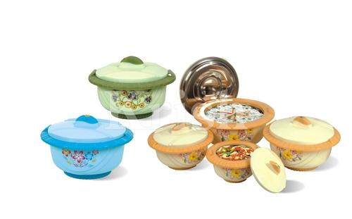 Fashion Hot pot / Casserole 3 & 4 Pcs sets