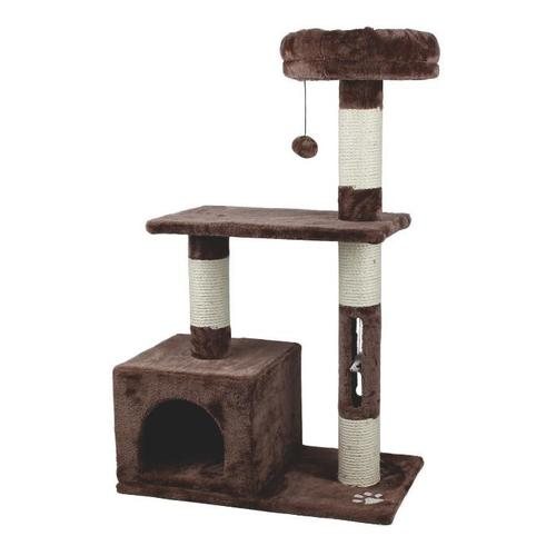 Cat Sisal Post Tree with Cave