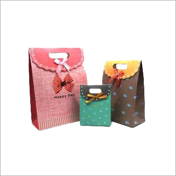Gift Packaging Printed Paper Bag