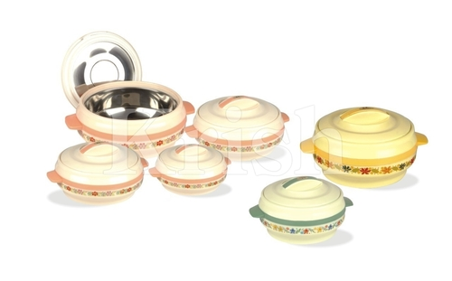 Olive Hot pot / Casserole 3 & 4 pcs set