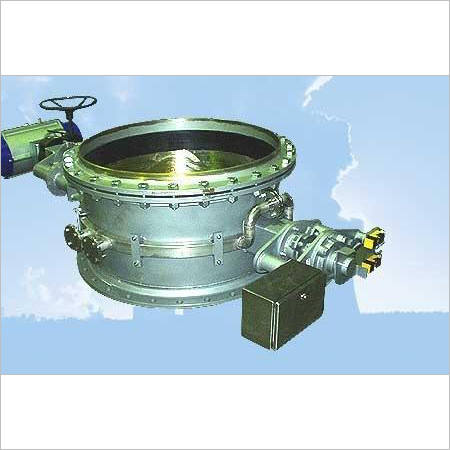 Pneumatically Operated Damper