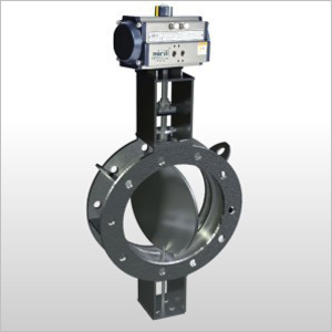 Pneumatic Actuator Operated Damper