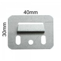 BG-KK10 Galvanized steel Buckle