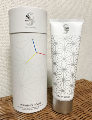 Creamy Wash G, 120g- SPA Treatment