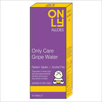 Only Alloes Gripe Water