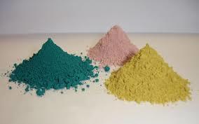Heat Resistant Pigments