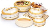 Splendor Hot Pot / casserole 3 & 4 Pcs Set