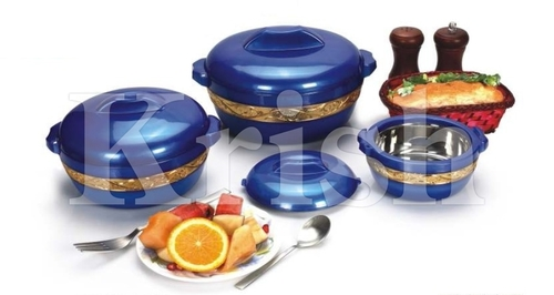 Fiesta Hot Pot /. casserole 3 & 4 Pcs Set