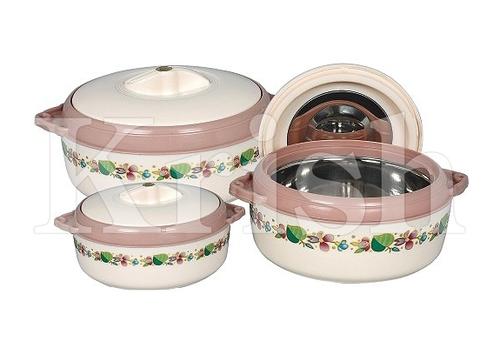 Flora Hot pot / Casserole 3 & 4 pcs set