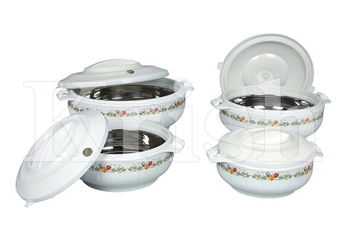 Decent Hot Pot / Casserole 3 & 4 Pcs Set
