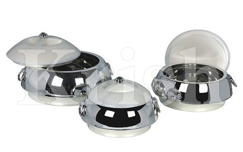 New Diva Hot Pot / casserole 3 Pcs Set