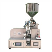 Electrical Ultrasonic Plastic Tube Welding Machine