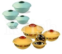 Apollo Hot Pot / Casserole  3 Pcs Set