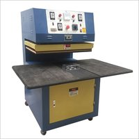 2 Working Stations Blister Sealing Machine