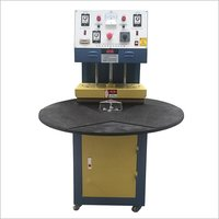 3 Working Stations Blister Sealing Machine
