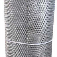 Aluminium Expanded Mesh Coils